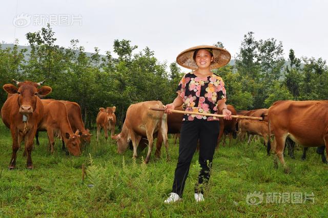 """一个都不能少:""""农民网红""""不拼颜值拼农产品"""