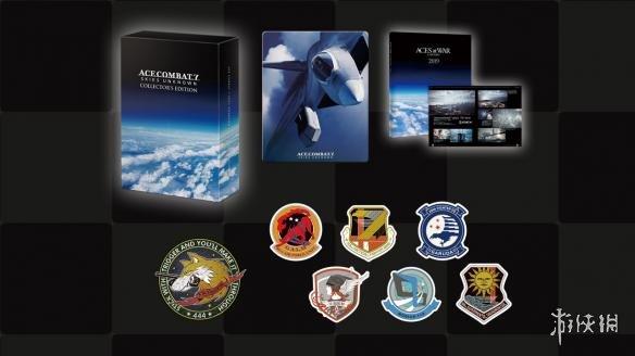 《皇牌空战7》初回限定版及特典公开!预购送前作