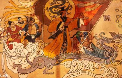 """黄帝为什么叫做""""黄帝""""?皇帝的名字是怎么来的?"""