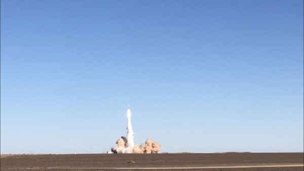 """我国首枚民营火箭""""朱雀一号""""发射失利 卫星未入轨"""