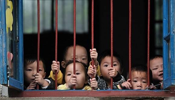 农村留守儿童目前共697万人:男童多于女童 四川数量最多