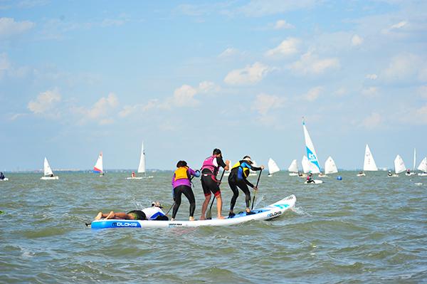 长三角有个淀山湖 | 金泽镇帆船运动的平民之路