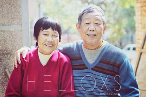 清雪琪秀:风雨五十年的爱情,你羡慕了吗?