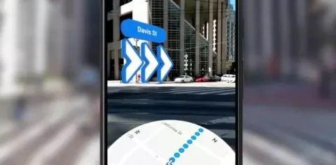 拯救路痴!Google AR 实景导航全面覆盖 Android 和 iOS 设备