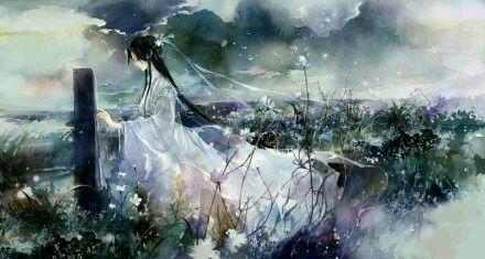 陆若影:冥府之花前月下