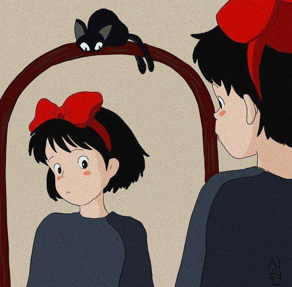 繁阴:要再一次站在橱窗前,找回自己的梦想与归属。(《魔女宅急便》影评)