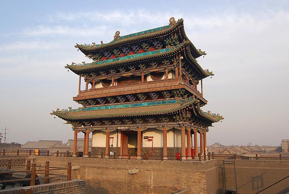 泠水心:平遥—中国四大古城之一