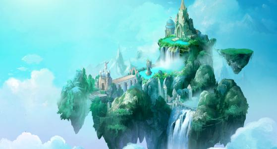 陆若影:天空之城
