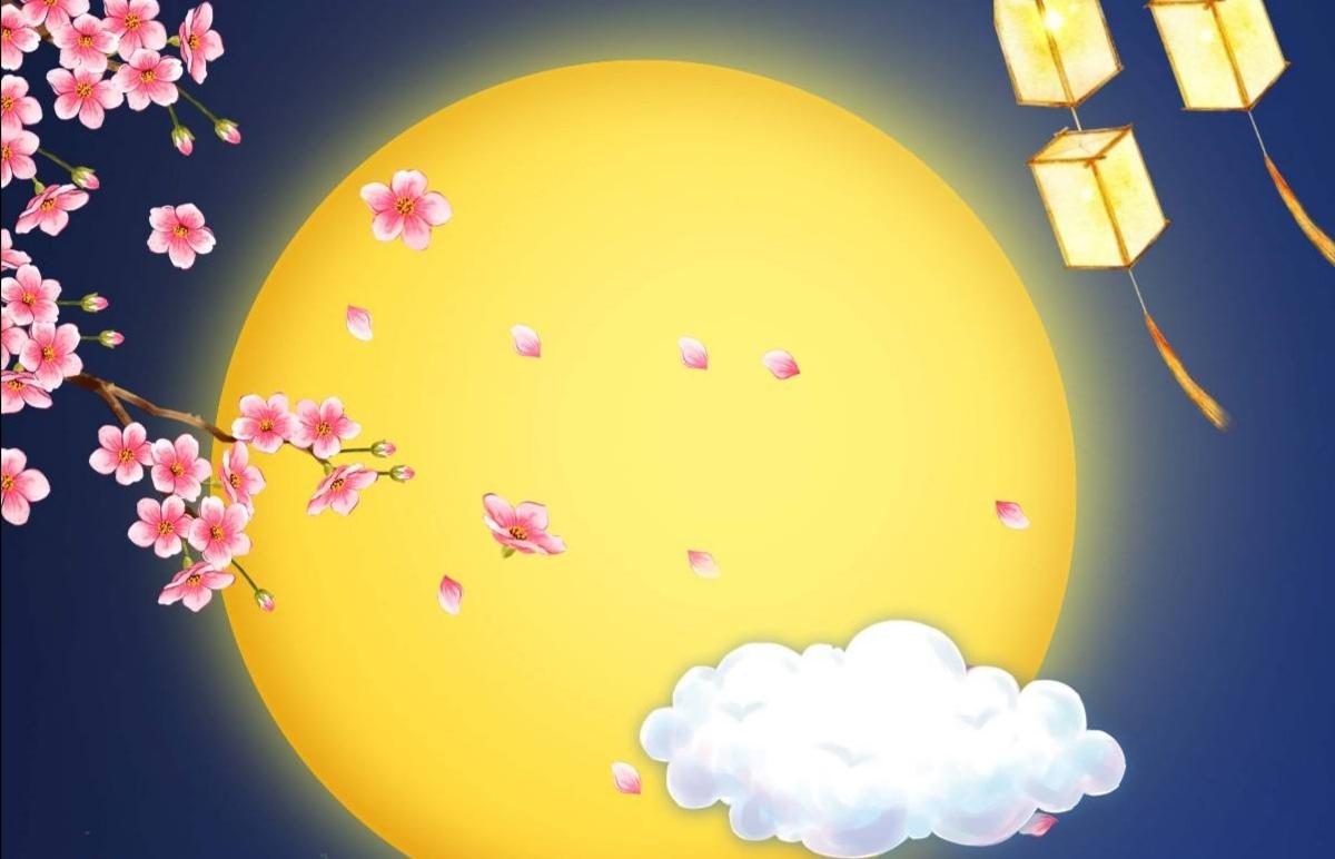 梁开欣:夕月赋